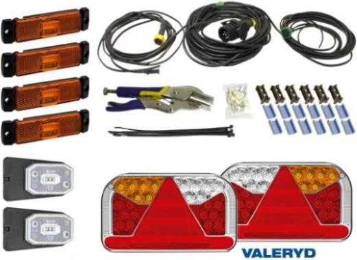 Leer más sobre Sistema eléctrico e iluminación del remolque
